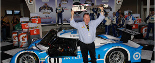 Ingram's Flat Spot On: Ganassi's hat trick