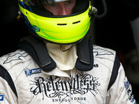 Watts takes Hungaroring pole for Strakka HPD