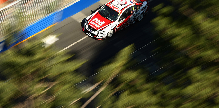 Tander, McConville win Surfers Paradise race one