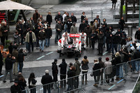 McLaren's new challenger MP4/26A on center stage