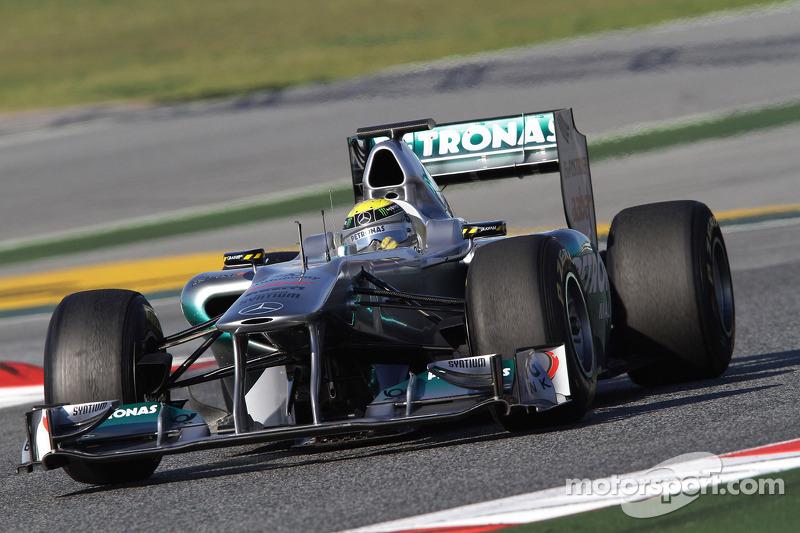 Rosberg to receive 2011 Bandini trophy in June