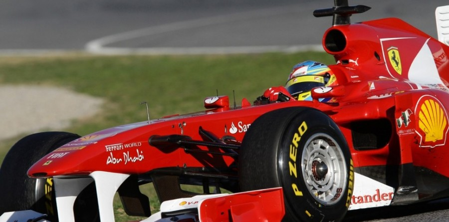 Alonso happy with long life at Ferrari
