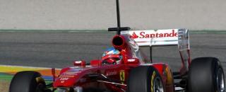 Formula 1 Ferrari again tweaks name of 2011 F1 car