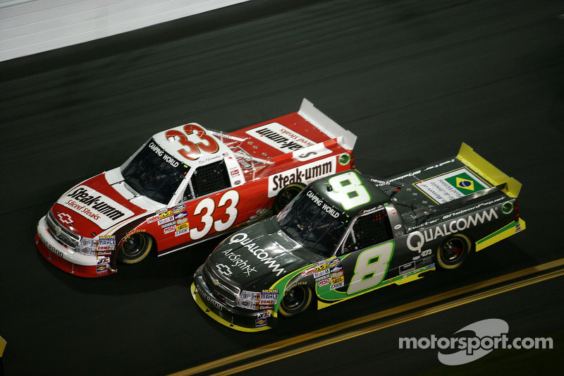 Ron  Hornaday Jr. preview