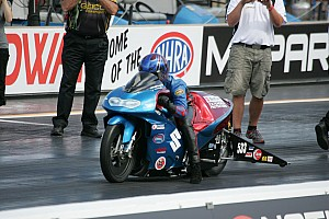NHRA Jim Underdahl Saturday report