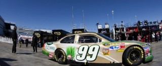 NASCAR Sprint Cup Edwards - Pole winner interview