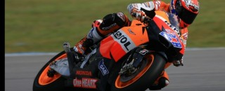 Stoner continues his domination with Qatar pole
