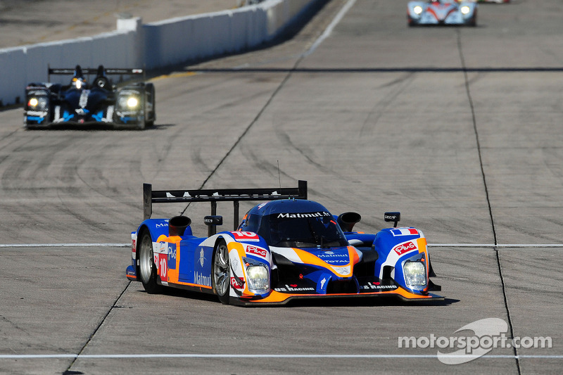 Team ORECA-Matmut hour 6 report