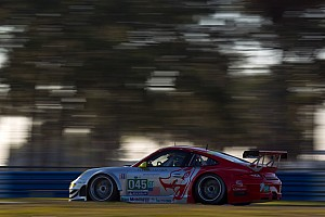 Flying Lizard Motorsports race report