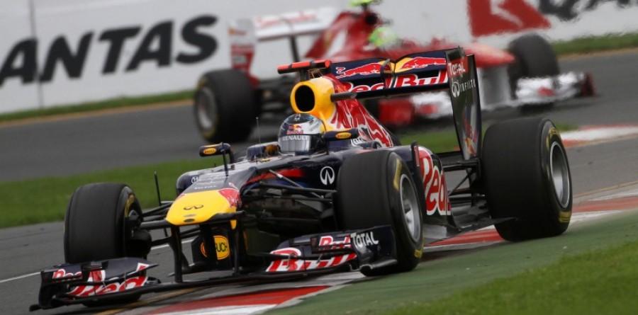 Rivals eye Red Bull's KERS, flex, dominance