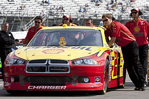 NASCAR Sprint Cup Kurt Busch - Friday media visit