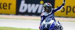 MotoGP Yamaha Qualifying Report