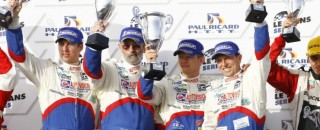 European Le Mans Pescarolo Team takes victory at Paul Ricard
