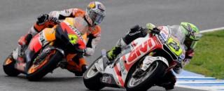 MotoGP Honda Race Report