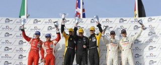 European Le Mans JMW Motorsport race report