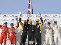 JMW Motorsport race report