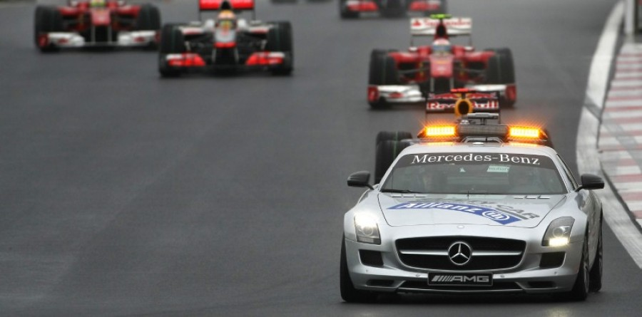 Mercedes Feature: The Safety Car Briefing