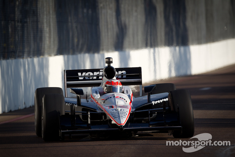 Firestone Racing qualifying report