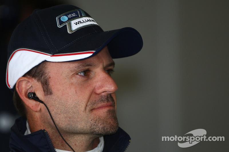 'Horrible' start to 2011 for Williams - Barrichello