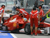 Ferrari eyes 'plan B' after Shanghai deadline - reports