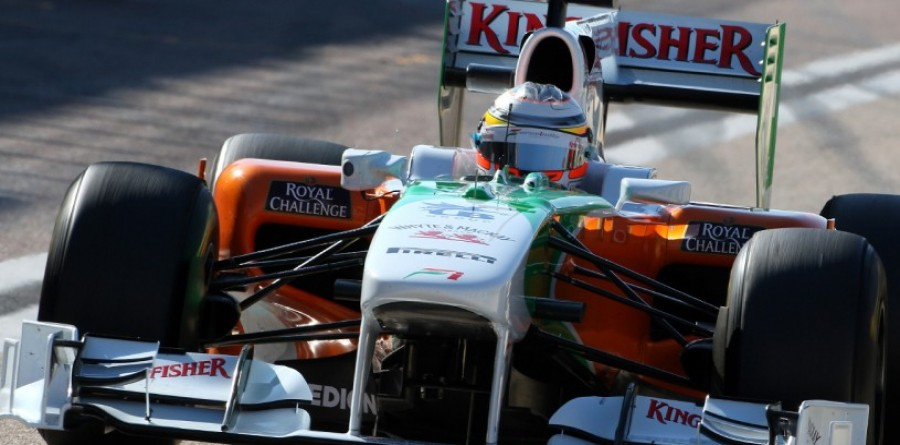 Hulkenberg eyes 2012 Force India race seat