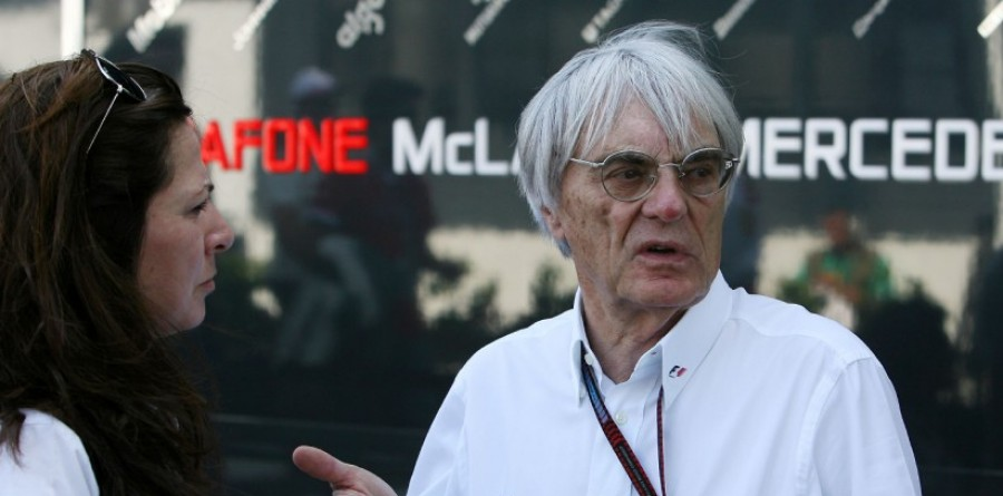Ecclestone decides 3pm GP start on India visit