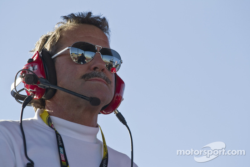 TRG names Richert as new crew chief