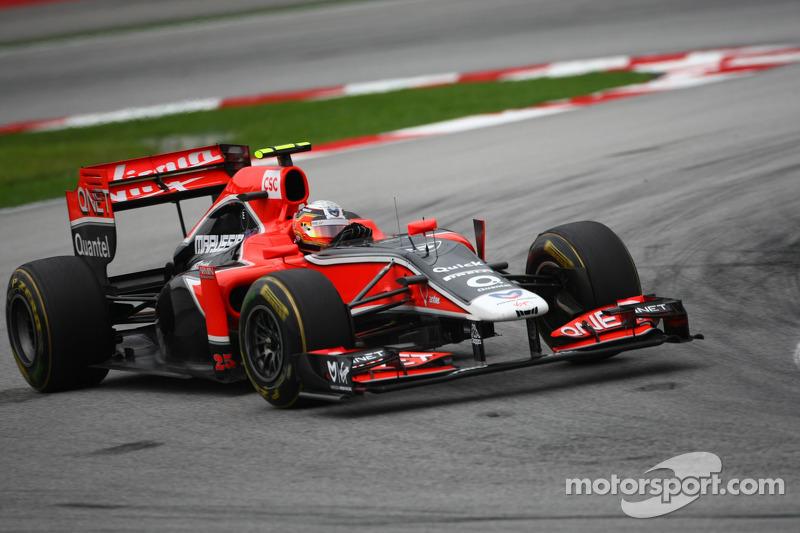 Marussia Virgin Friday Report