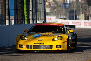 Corvette Racing qualifying report