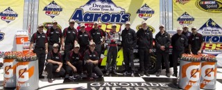 Gordon, HMS dominates Talladega qualifying