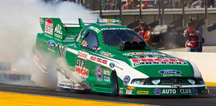 John Force Racing Saturday report