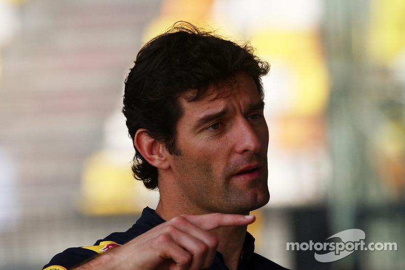 End of Vettel streak 'good' admits Webber