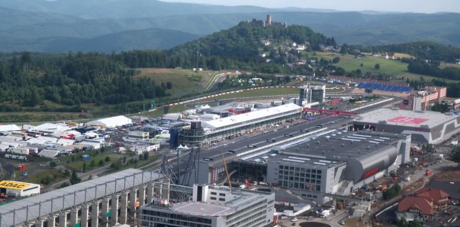Politics threaten F1 race at Nurburgring