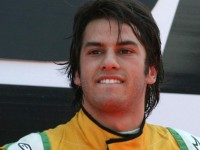 Felipe Nasr Makes BF3 Title Bid At Monza