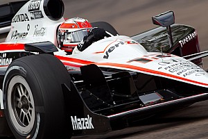 IndyCar Firestone qualifying report