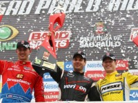 Team Penske race report