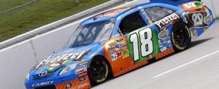 NASCAR Sprint Cup Kyle Busch Darlington preview