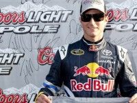 Red Bull Racing Team Darlington qualifying report