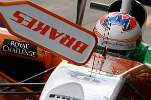 Turkish GP Force India Qualifying Report