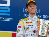 GP2 Istanbul Race 1 Press Conference
