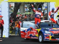 Loeb dominates in Rally d'Italia Sardegna
