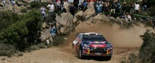 WRC Citroen Rally Italia Sardegna Event Summary