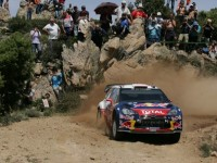 Citroen Rally Italia Sardegna Event Summary
