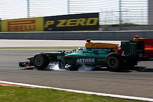 GP2 FDA Istanbul Race 2 Report