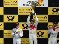 Maiden win for Rockenfeller at Zandvoort