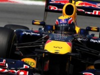 Red Bull Spanish GP Qualifying Report