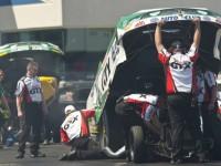 John Force Racing Saturday Qualifying at Topeka