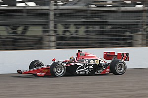 IndyCar Dreyer & Reinbold Racing Indy 500 Pole Day Report