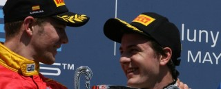 GP2 Barcelona Race 2 Podium Quotes