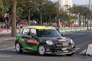 Brazil WRT Rally Argentina Thursday Summary